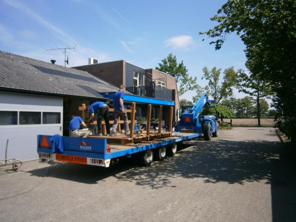 Loopbrug wozoco 'De Beukenhof' in Beckum