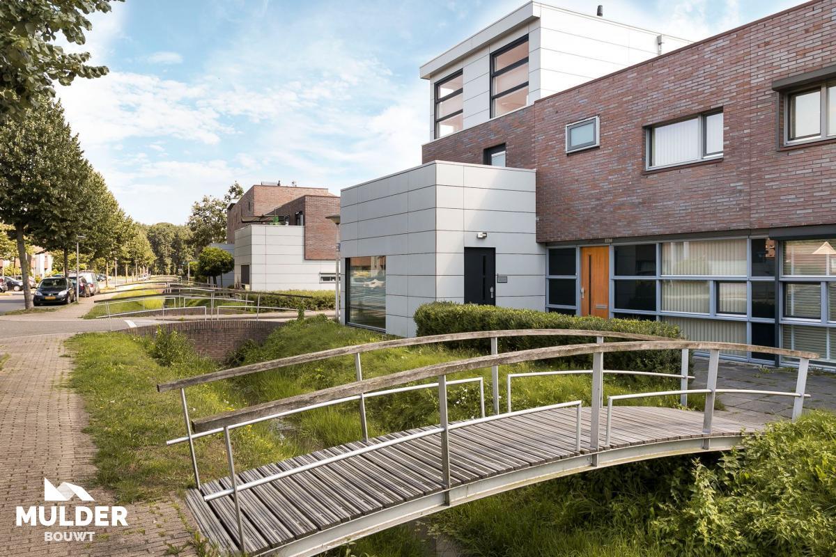 Dakopbouw in Enschede