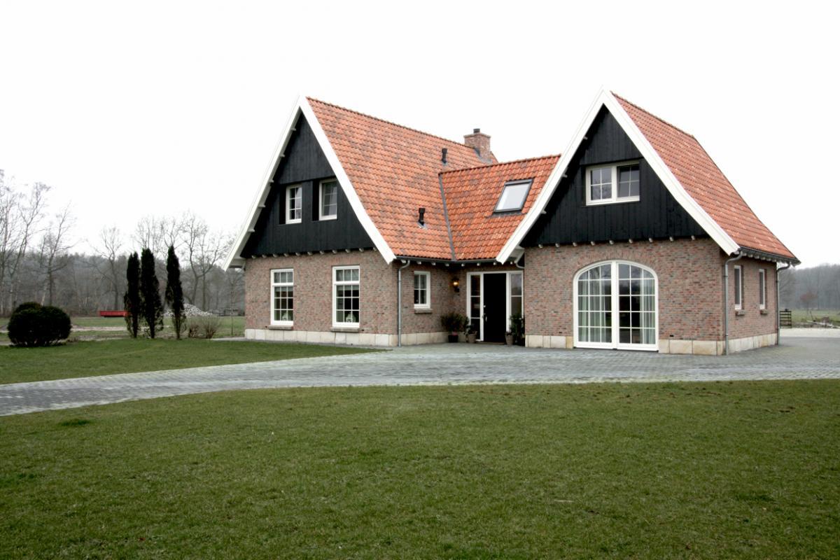 Woonhuis landelijke stijl in Beckum