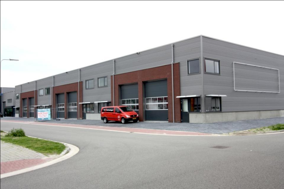 Bedrijfsverzamelgebouw in Hengelo