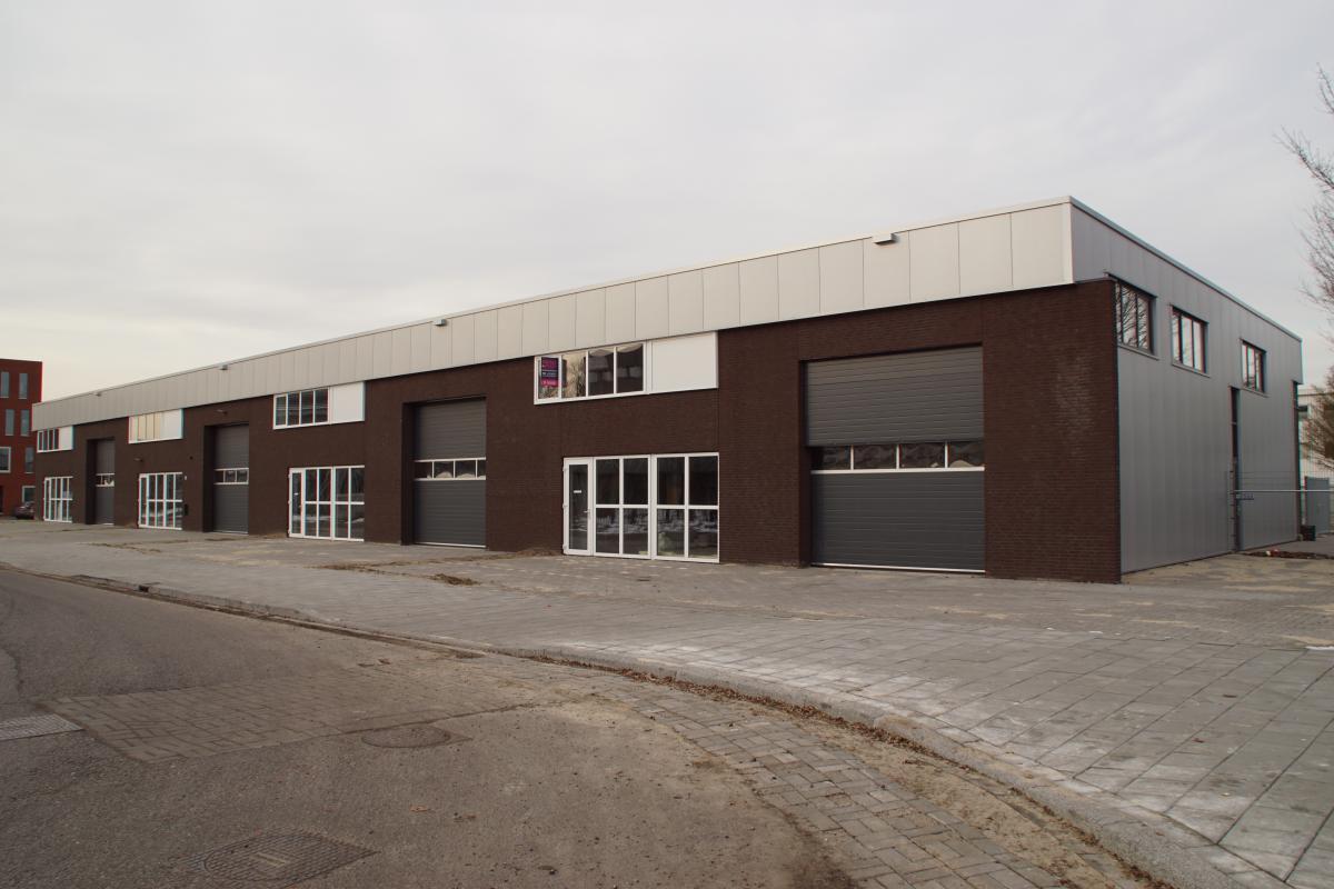 Bedrijfsverzamelgebouw in Enschede