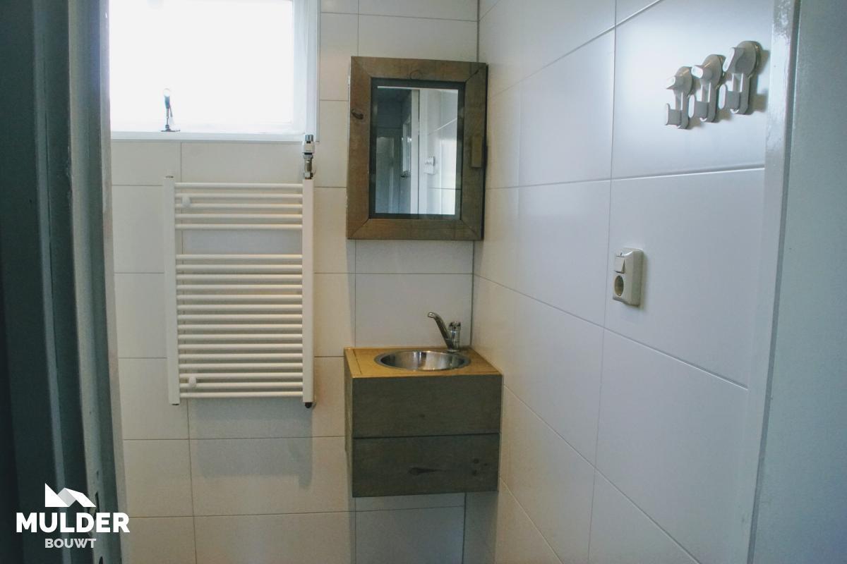 Toilet en badkamer in Hengelo