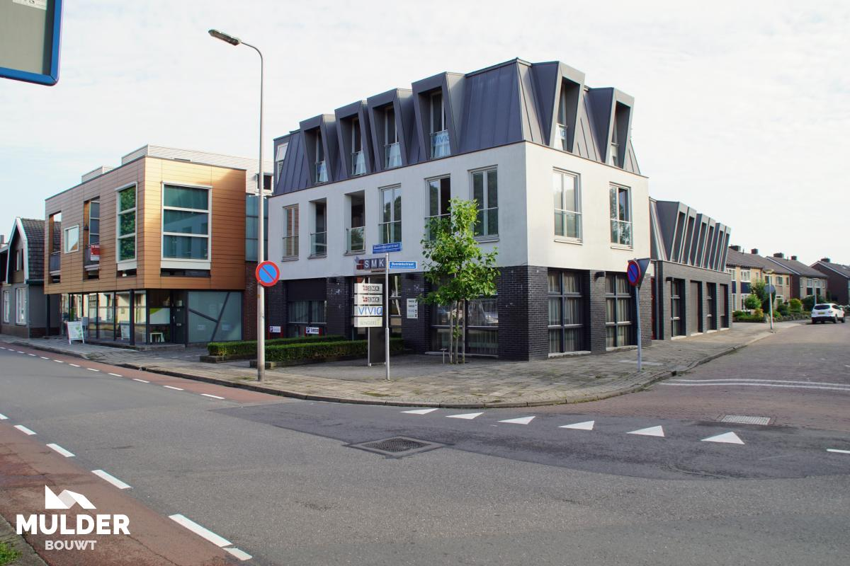 Kantoren en appartementen in Haaksbergen