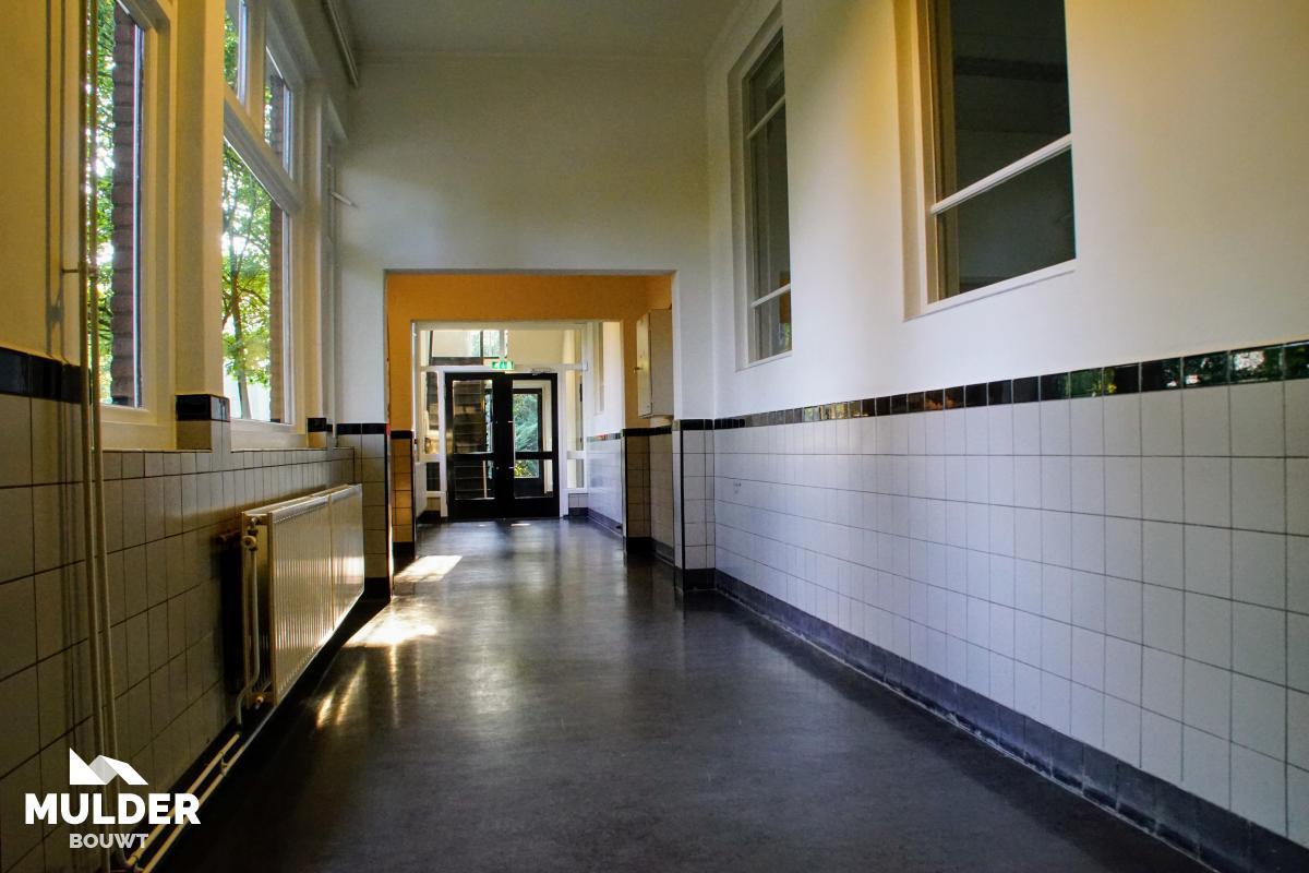 Hogeschool ten behoeve van brandwerendheid