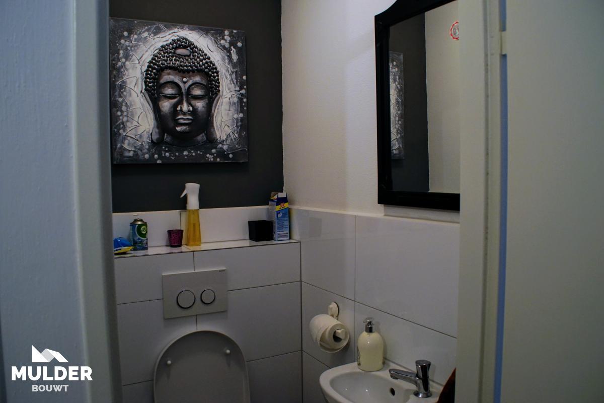 Badkamer in Enschede