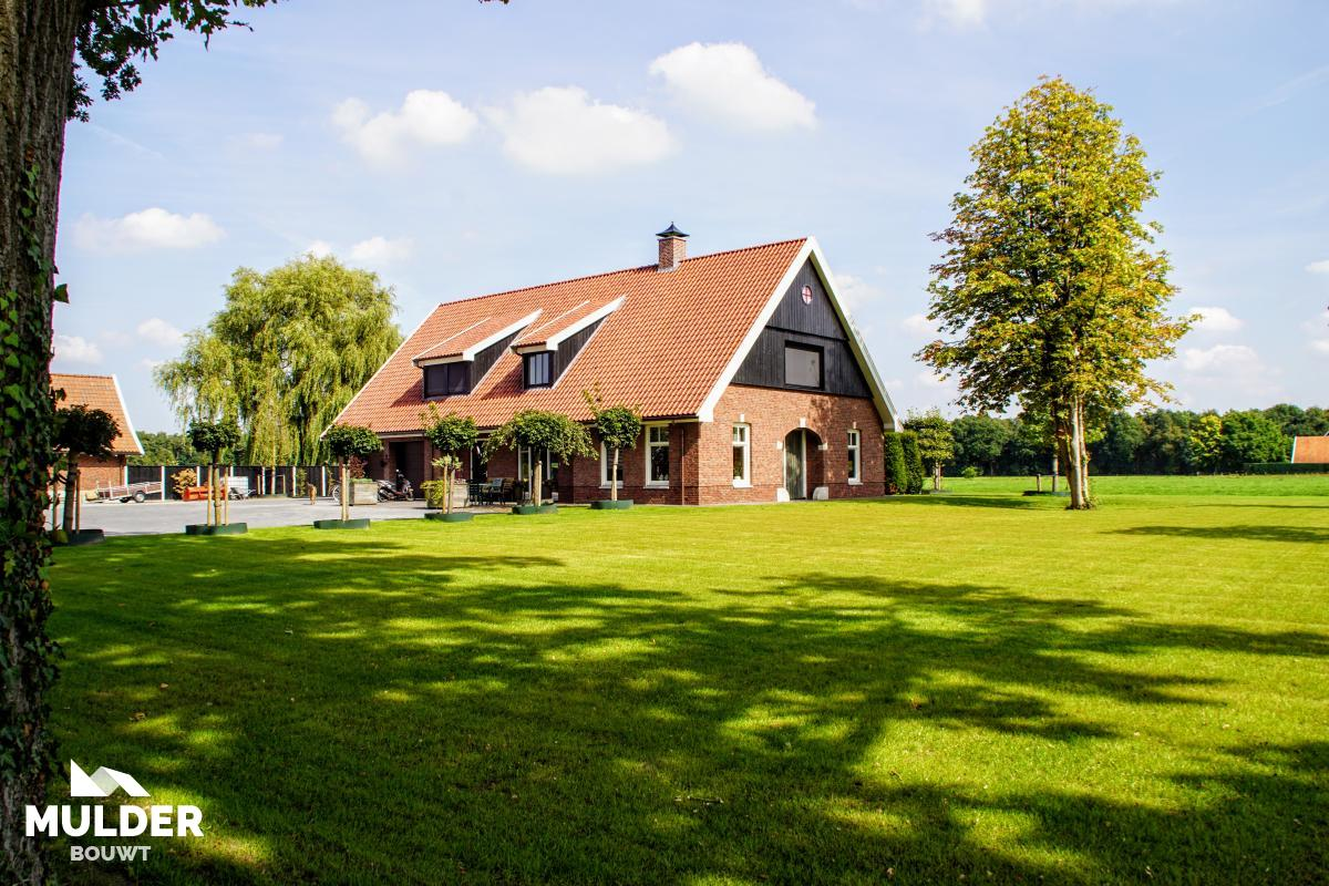 Drie woonboerderijen in Beckum