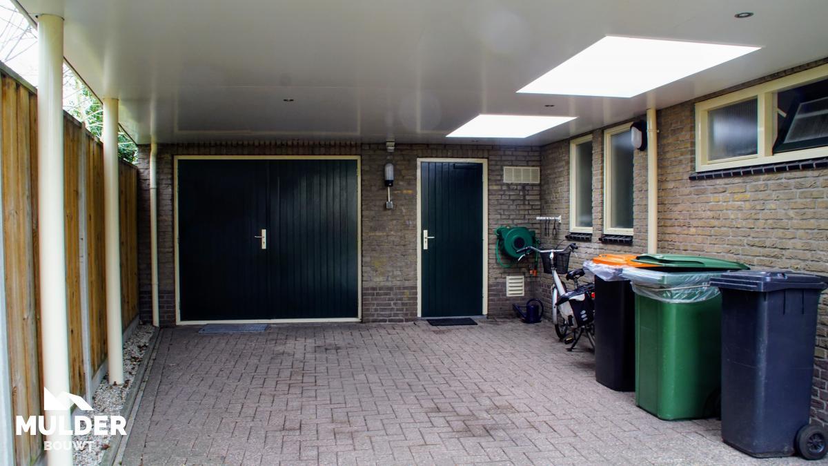 Carport in Hengelo