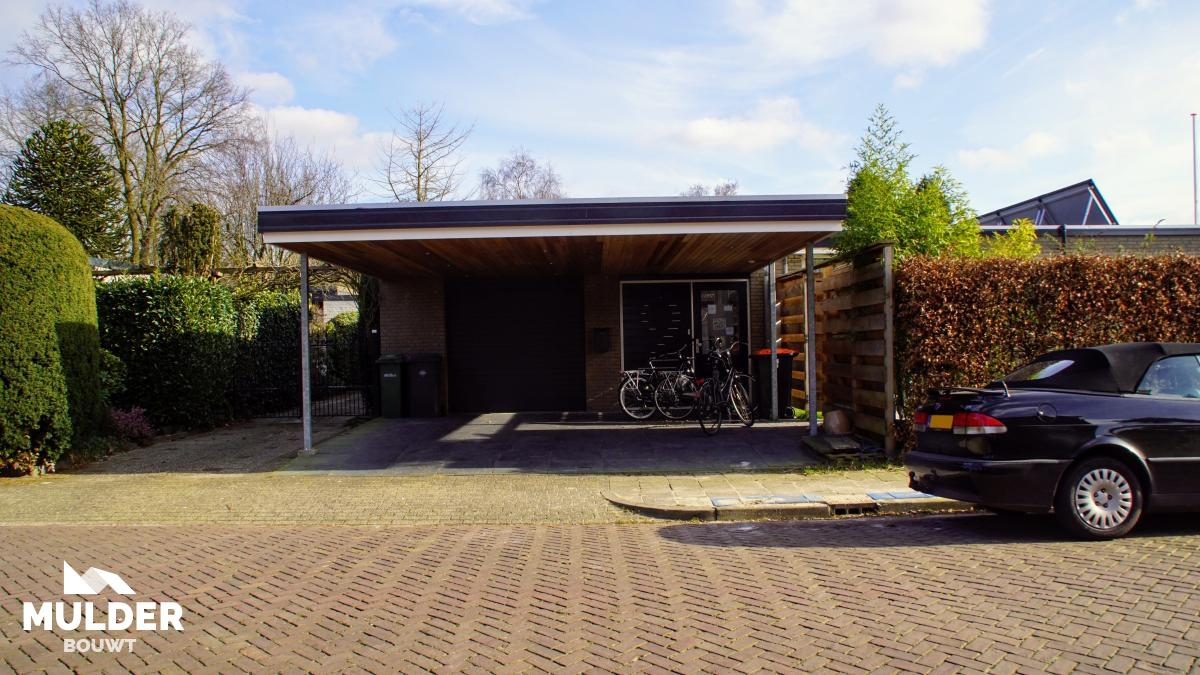 Carport in Hengelo