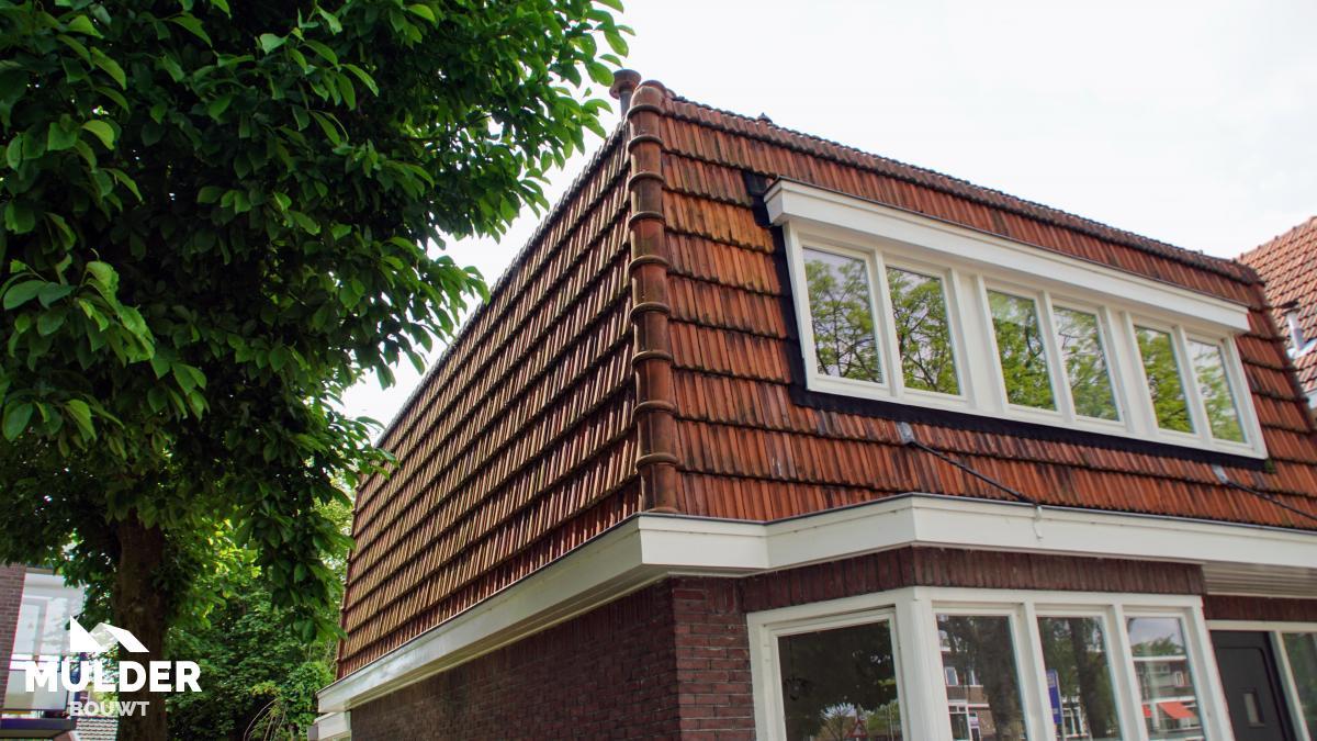 Dakrenovatie in Enschede