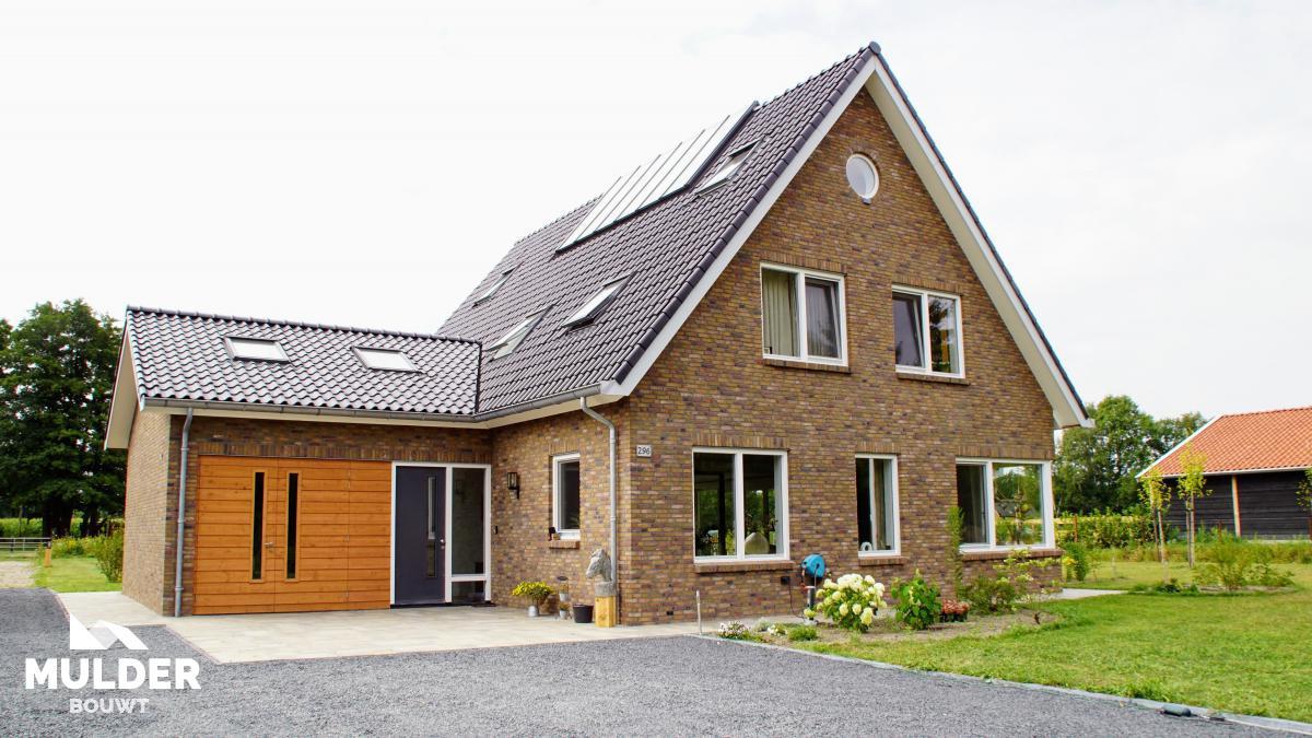 Woonhuis in buitengebied van Enschede
