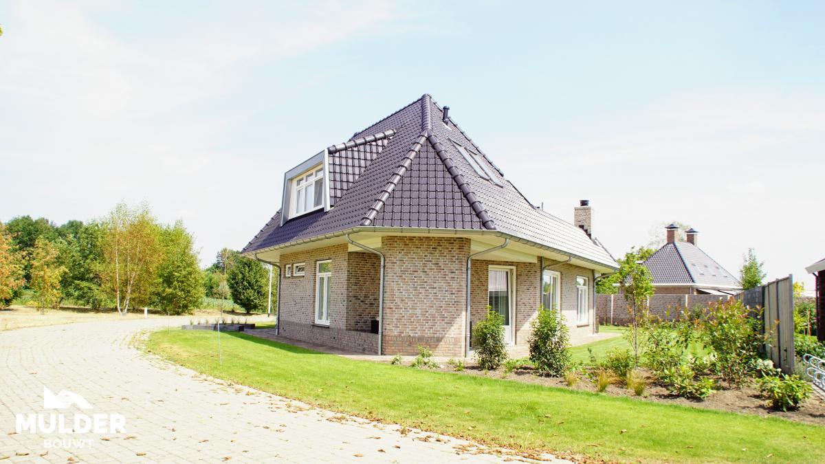 Vrijstaand woonhuis in Groenlo