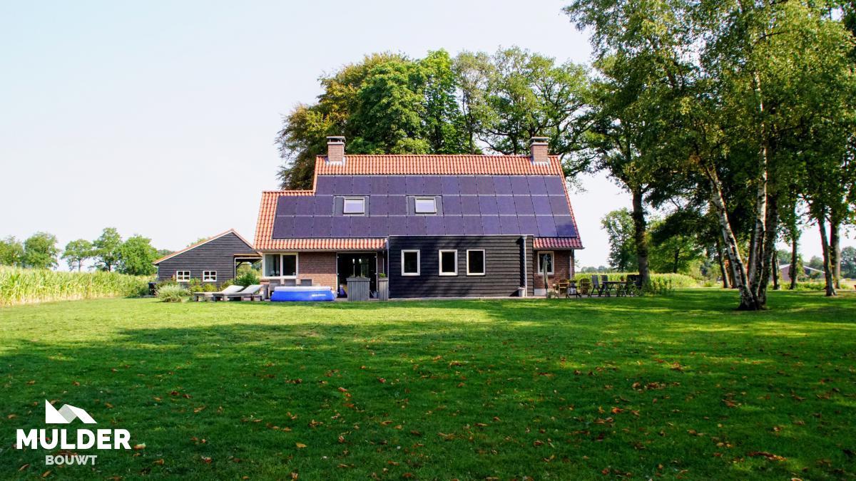 Woonhuis in buitengebied van Boekelo