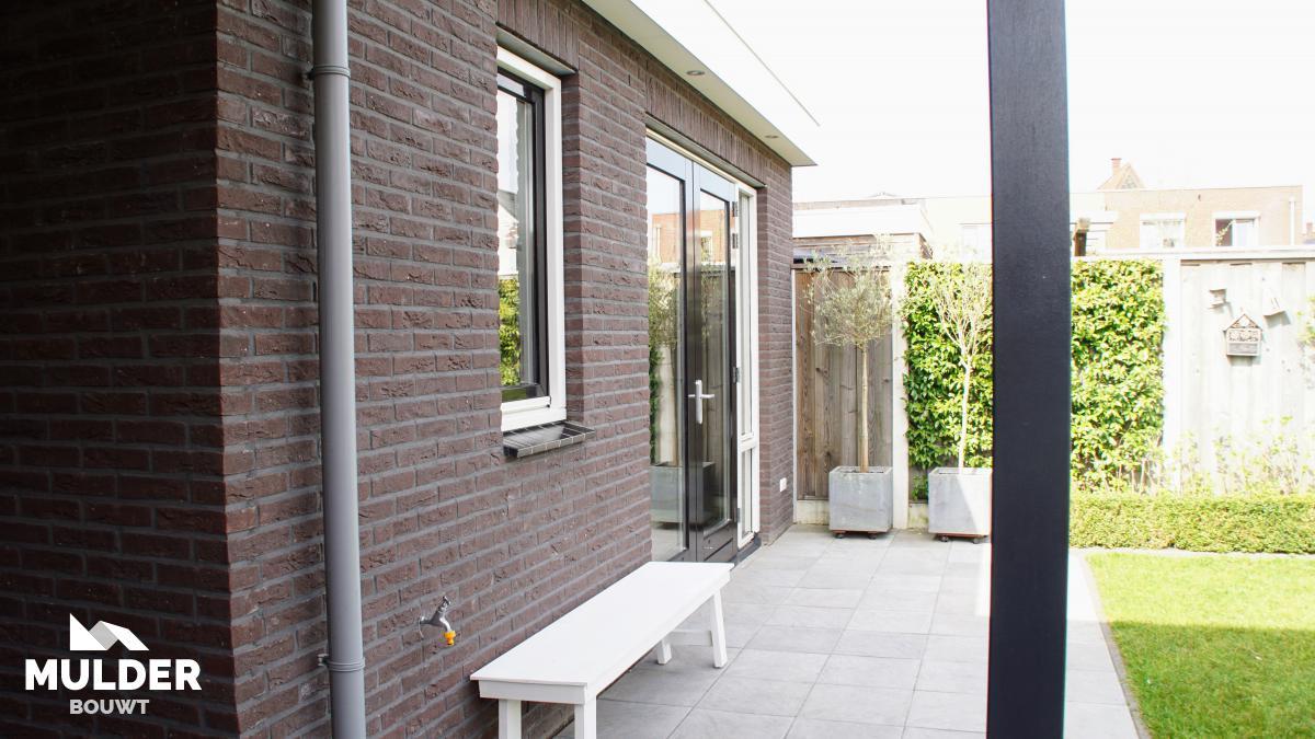 Uitbouw in Enschede