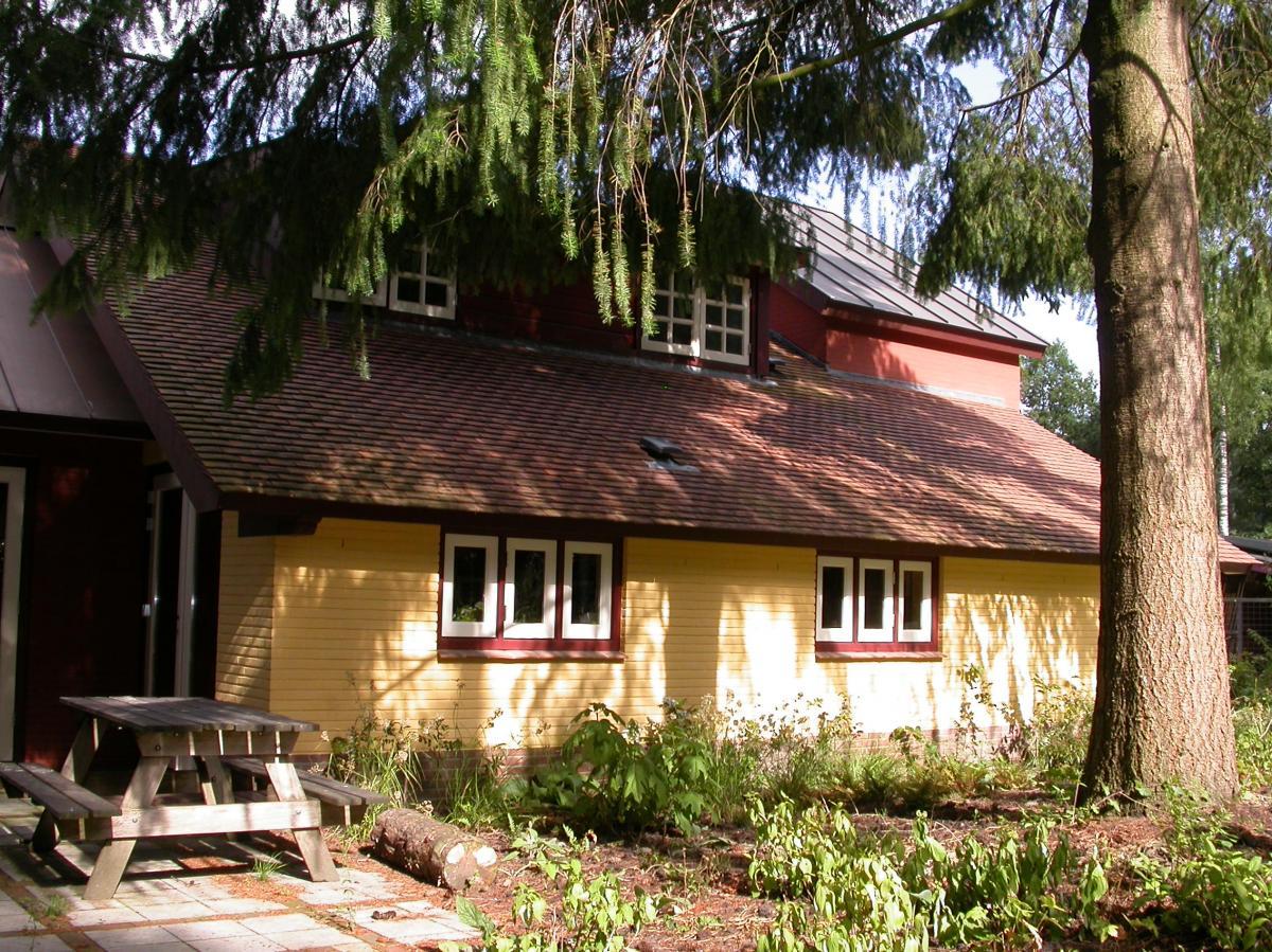 Slaaphuis in Beckum