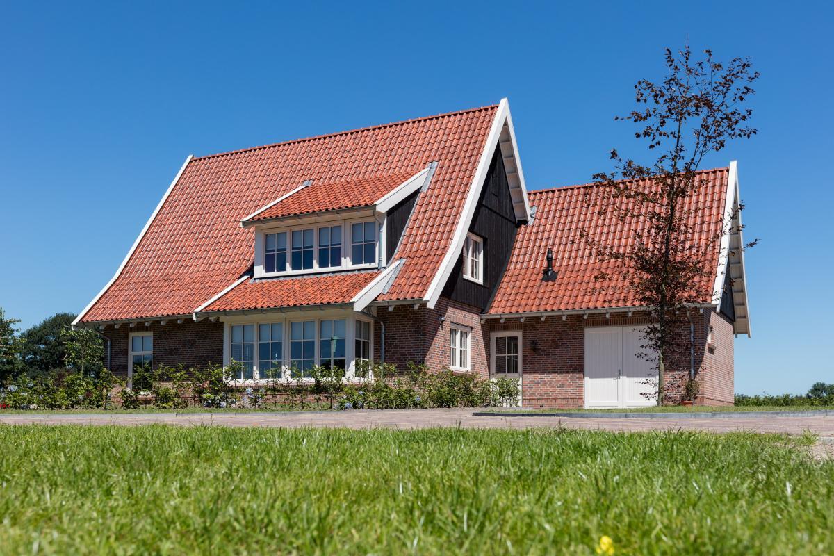 Twee saksische woonboerderijen in Haaksbergen