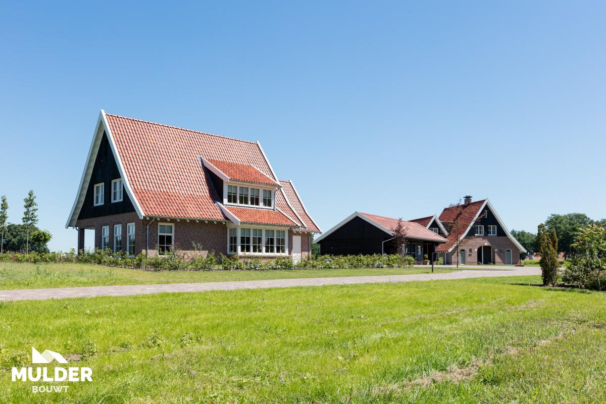 Saksische woonboerderijen in Haaksbergen