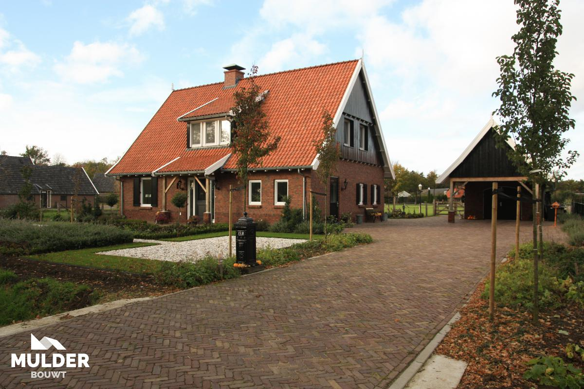 Landelijk woonhuis in Beckum