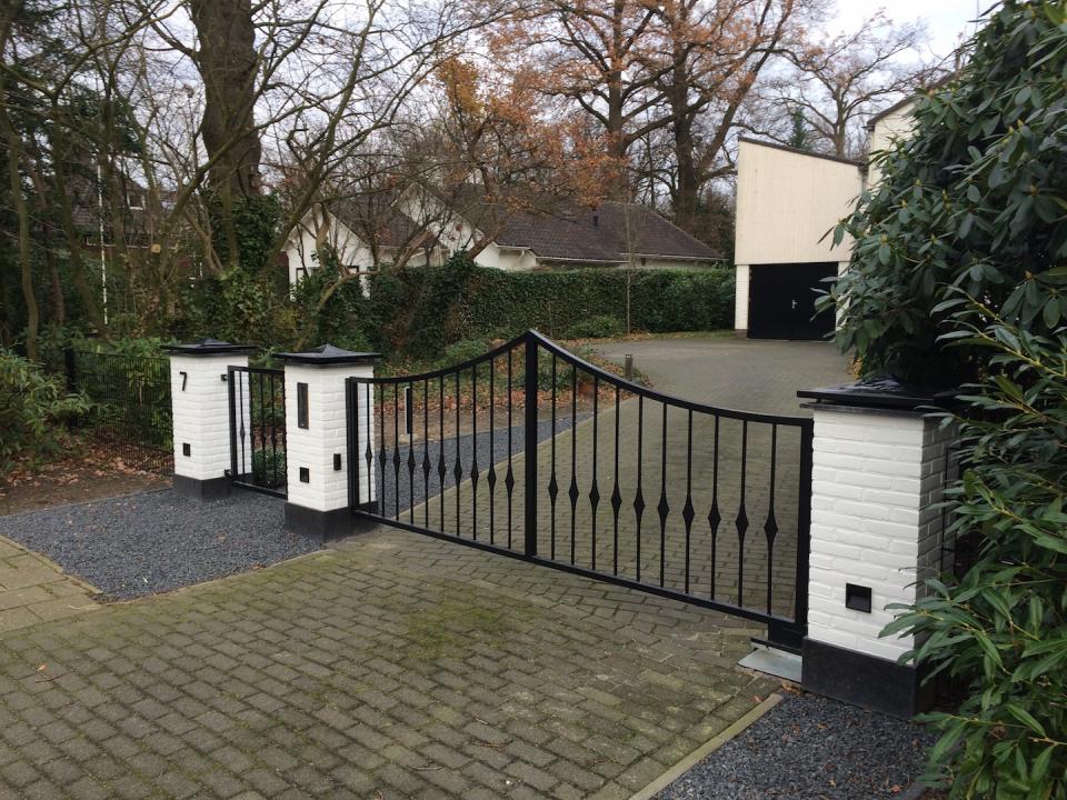 Poort in Hengelo