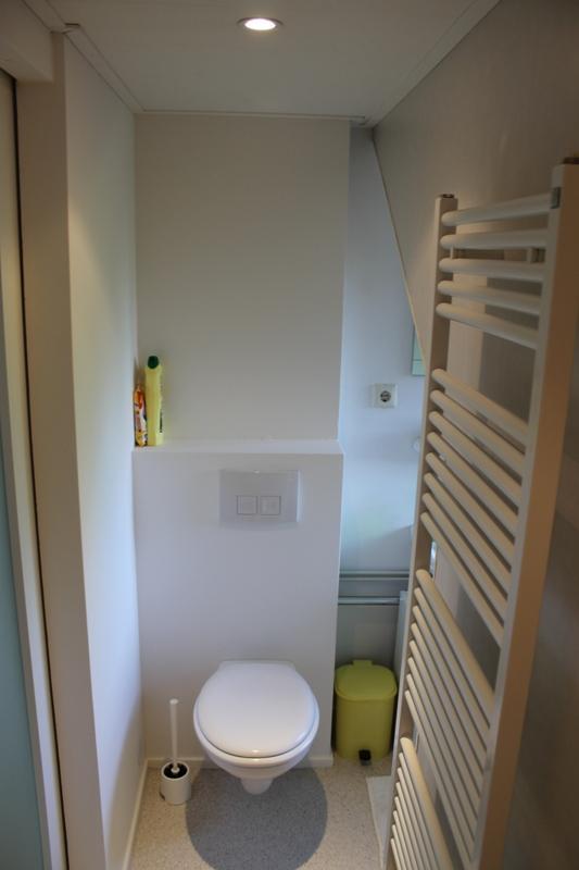 Woonhuis en badkamer in Delden