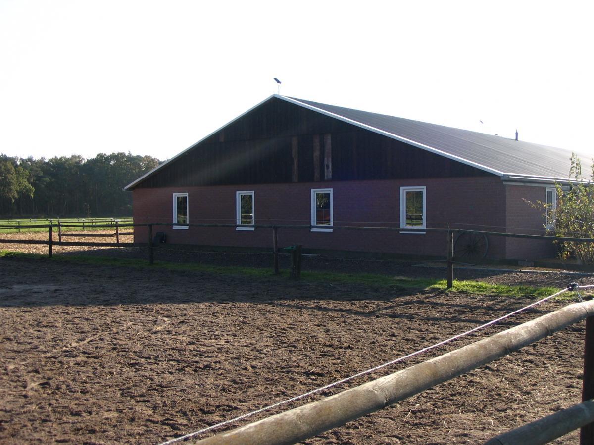Zorgboerderij in voormalige veeschuur