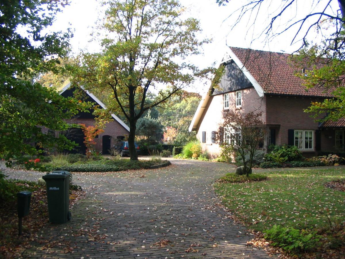 Woonhuis landelijke stijl in Hengelo
